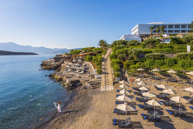 minos palace beach