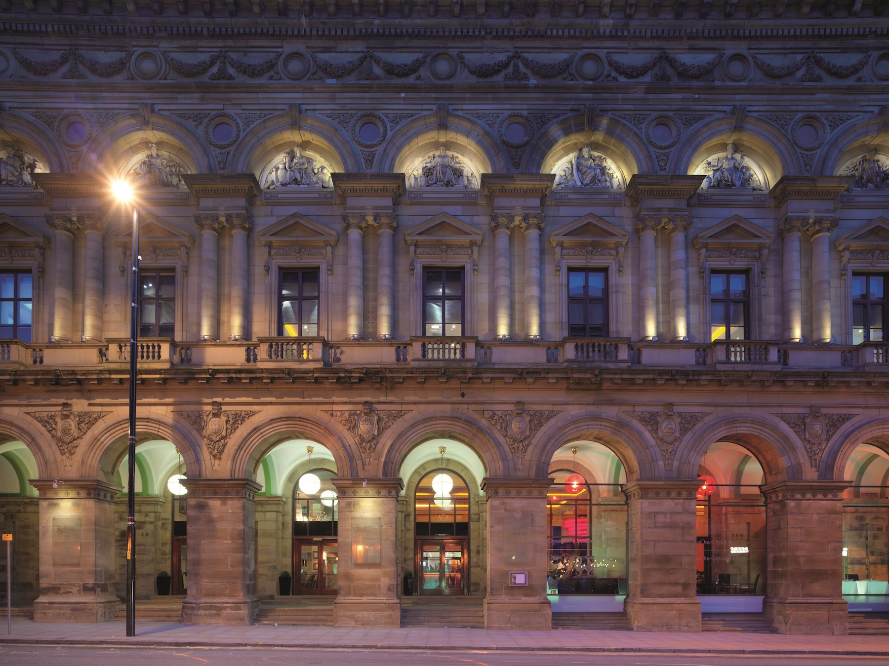 Radisson Blu Edwardian Hotel Manchester
