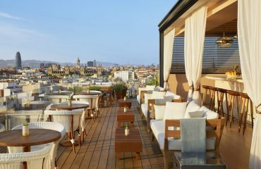 The Roof at EDITION Barcelona