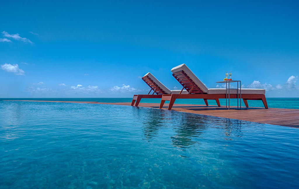 A new touch of elegance in Antiqua as Hodges Bay Resort
